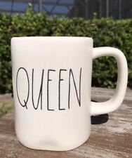 RAE DUNN QUEEN Mug Cup Coffee Farmhouse Girlfriend Grad Gift