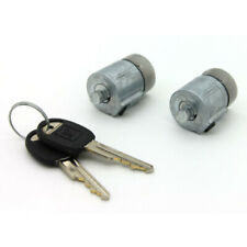 Pair Lockcraft Door Lock Cylinder PAIR / FOR LISTED CHEVROLET & GMC TRUCK & SUVS