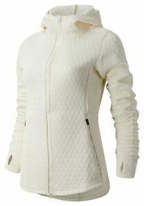 New Balance Women's NB Heatloft Jacket Off White