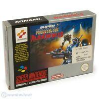 Nintendo SNES Spiel - Super Probotector: Alien Rebels mit OVP sehr guter Zustand