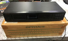 Optimus 31-2030 10 Band Stereo Graphic Equalizer