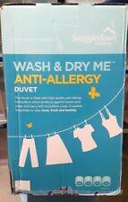 NEW Snuggledown of Norway Anti-Allergy Duvet 13.5 Tog - Super King