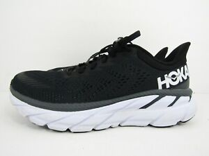 WOMEN'S HOKA ONE CLIFTON 7 size 7  ! RUNNING SHOES ! WORN LESS THAN 10 MILES!
