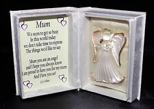 Cellini Gifts Mother of the Bride Guardian Angel poem Box Precious wedding #7