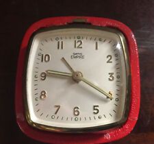 Smiths Empire Travel Alarm Clock