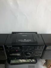 panasonic Rx-ds620 Boom Box Very Good Working Condition