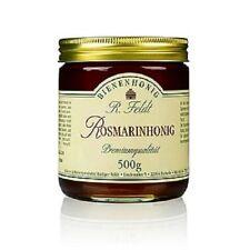 Rosmarin-Honig, Spanien, flüssig, zartes blumiges Aroma, nicht süß, 500g
