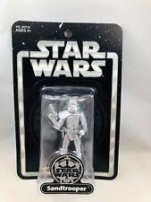 Star Wars Silver Saga Edition 2004 Action Figure