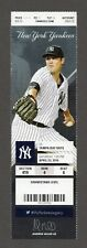 Blake Snell MLB Debut 1st Strikeout Rays vs Yankees 4/23/2016 Full Ticket RARE