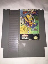 The Simpsons: Bart vs. the World Nintendo NES CARTRIDGE ONLY! *TESTED* READ PLZ!