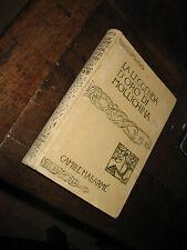La leggenda d'oro di Mollichina C.Mallarmé 1915 Carabba illustr. D.Cambellotti R