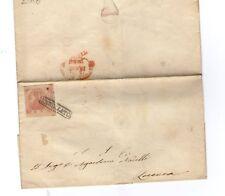 regno delle due sicilie 1858.2 grana ampi margini x lucera