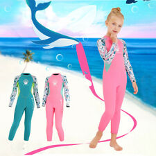 Boys Girls Kids Diving Suit Wet Suits Youth One Piece For Scuba Thermal Swimsuit
