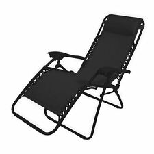 Benross Outdoor Garden Recliner Chair Folding