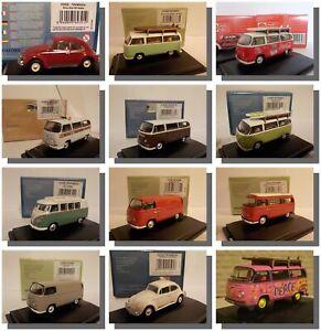 Volkswagen, VW, Model, Cars, &, Vans, Oxford 1/76 ( SUITABLE 1/87)