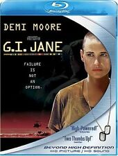 Blu Ray G.I. JANE. Demi Moore. UK compatible. New sealed.