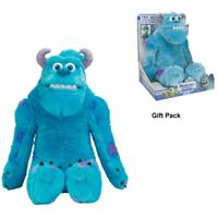 "NEW SULLY Talking My Scare Pal Plush Monsters Inc University 12"" Toy Spin SULLEY"