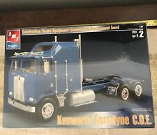 AMT 1/25 Scale Kenworth Aerodyne C.O.E. New and Factory Sealed!