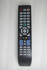 Remote Control For Samsung LE32C654M1W LE40B570A5S LE37B558M3W LED LCD HDTV TV