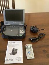 Portabler DVD Player Von Scott DPX 765
