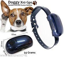 Collare Gps per Cani DOGGY X10 Unlimited -Nessun Abbonamento - Sim Card Inlcusa