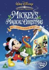 MICKEY MOUSE  MICKEYS MAGICAL CHRISTMAS - DVD - REGION 2 UK