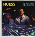 (DE88) Huess, I'd Rather Be The Hunter - 2010 DJ CD