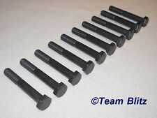 Ford Capri 2.0L Crankshaft Main Bearing Cap Bolt Set Of 10 Pinto 2000cc SOHC EAO