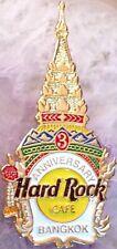 Hard Rock Cafe BANGKOK 1994 3rd Anniversary PIN Female Headdress HRC #974 ($236)