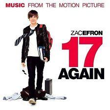 17 Again - Soundtrack CD Zac Efron Sealed New ! 2009