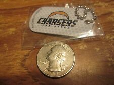 SAN DIEGO CHARGERS DOG TAG KEY CHAIN NEW IN BAG
