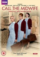 NEW Call The Midwife Series 4 Plus Christmas Special DVD
