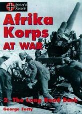 Afrika Korps at War Vol. II : The Long Road Back by George Forty WWII GERMANY