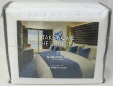 Luxury, NCL HOME Suite Life 300 Thread, 100% Cotton KING Size Sheet Set, 25% OFF