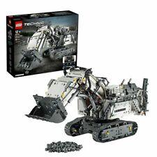 Lego 42100 Technic Liebherr R 9800 Excavator Brand New Sealed