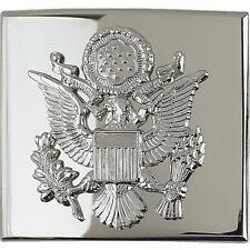 Air Force Belt Buckle Honor Guard Officer  Coat of Arms NEW  (Made in USA)