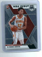 De'Andre Hunter RC 2019-20 Mosaic NBA ROOKIE CARD Hawks Basketball Card🔥