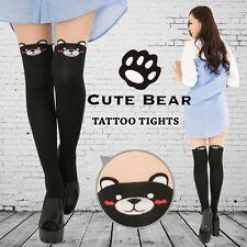 V.O.L.A Pure Beauty Original Cute Bear Beauty Stocking Pants S064-01 [Taiwan]