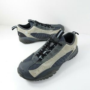 Specialized Rockhopper MTB Mountain Cycling Shoes Beige Gray Suede Size 7.5