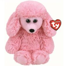 TY Beanie Babies 67027 Attic Treasures Pricilla The Pink Poodle Buddy