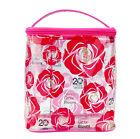 Mary Kay Women Waterproof Makeup bag Cosmetic Storage Bag Cute toiletry bag red