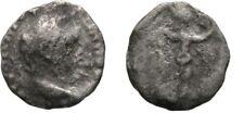 Ancient Rome 69-79 AD VESPASIAN CAPPADOCIA CAESAREA Silver HEMIDRACHM NIKE