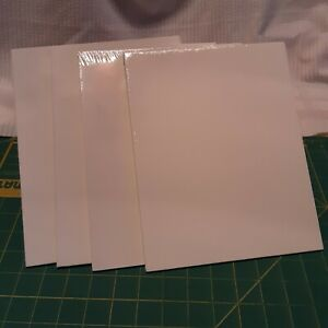 """Pro Quality Artist Canvas Board for Hobby Painters,Students & Kids 4 pc 8""""×10"""""""