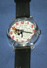 HTF Seiko SII Animated Mickey Mouse Watch