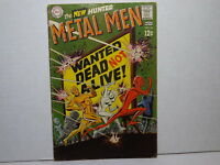 "DC Comic Book  ""Metal Men #34""  (1968)"