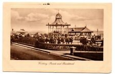 Worthing Parade and Bandstand, Worthing, Sussex