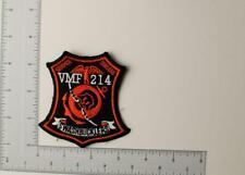 U.S. Marine Corps Attack Squadron 214 (VMF-214) Patch