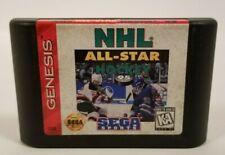 NHL ALL STAR HOCKEY 95 1995 SEGA Genesis Video Game