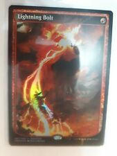 2019 *FOIL* Lightning Bolt *Full Art Promo MagicFest* NM MTG x 1