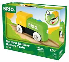 NEW Brio My First Railway Battery Train - 33705